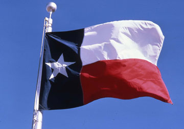texas-state-flag-pole